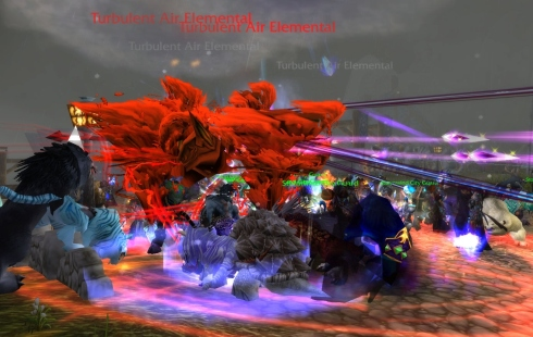 Elemental Invasion